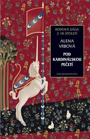 Pod kardinálskou pečetí - Alena Vrbová | Booksquad.ink