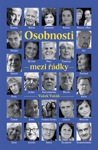 Osobnosti mezi řádky - Vašek Vašák | Booksquad.ink