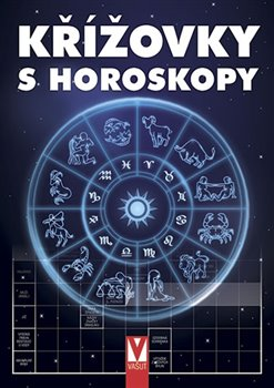 Obálka titulu Křížovky s horoskopy
