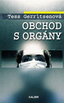 Obálka titulu Obchod s orgány