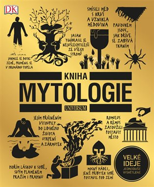 Kniha mytologie - -   Booksquad.ink
