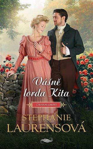 Vášně lorda Kita - Stephanie Laurensová | Booksquad.ink