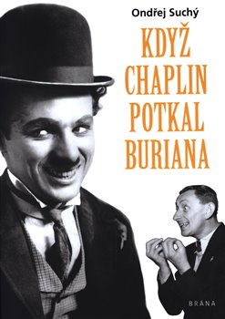 Obálka titulu Když Chaplin potkal Buriana