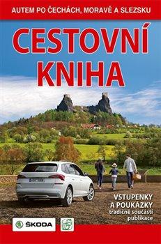 Obálka titulu Cestovní kniha - Autem po Čechách, Moravě a Slezsku