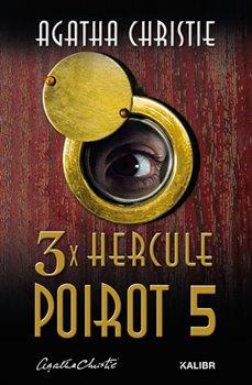Obálka titulu 3x Hercule Poirot 5