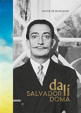 Salvador Dalí doma - Jacke de Burcaová | Booksquad.ink