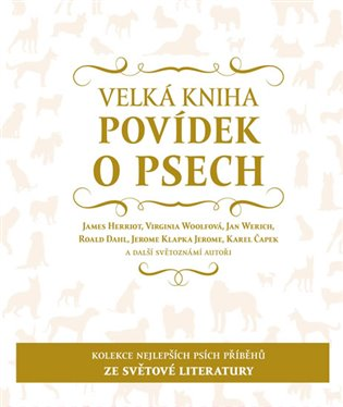 Velká kniha povídek o psech - - | Booksquad.ink