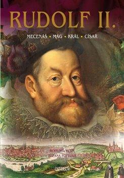 Obálka titulu Rudolf II.