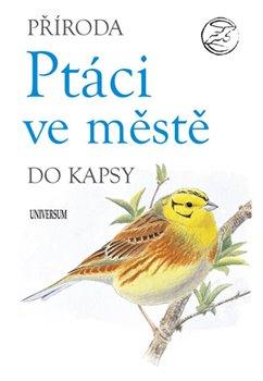 Obálka titulu Ptáci ve městě do kapsy
