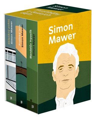 Simon Mawer box:Tři příběhy z českých dějin - Simon Mawer | Booksquad.ink
