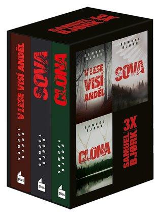 3x Samuel Bjork box - Samuel Bjork | Booksquad.ink