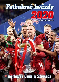 Obálka titulu Fotbalové hvězdy 2020