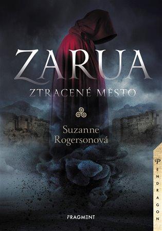 Zarua - ztracené město - Suzanne Rogerson   Replicamaglie.com