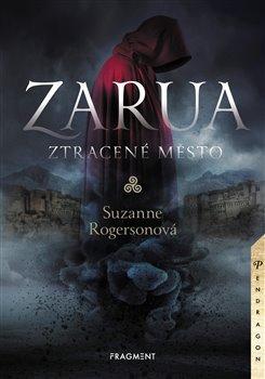 Obálka titulu Zarua - ztracené město