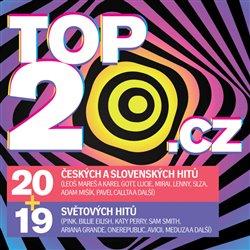 Obálka titulu TOP20.CZ 2019/2