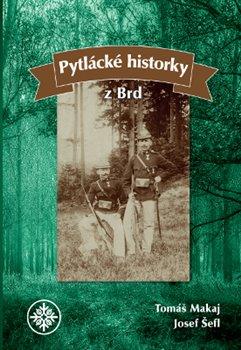 Obálka titulu Pytlácké historky z Brd