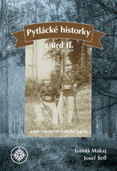 Obálka titulu Pytlácké historky z Brd II.