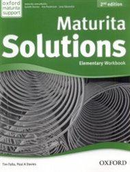Maturita Solutions 2nd Edition Elementary Workbook CZEch Edition
