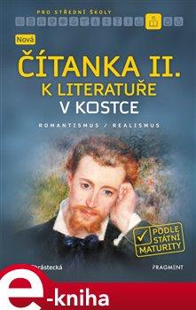 Obálka titulu Nová čítanka II. k Literatuře v kostce pro SŠ