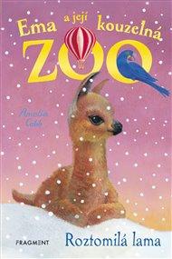 Ema a její kouzelná zoo - Roztomilá lama