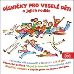 Obálka titulu Písničky pro veselé děti a jejich rodiče