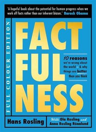 Factfulness - Hans Rosling | Replicamaglie.com