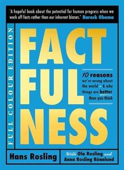 Obálka titulu Factfulness