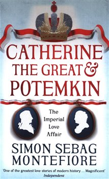 Obálka titulu Catherine the Great and Potemkin