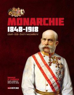 Obálka titulu Monarchie 1848–1918
