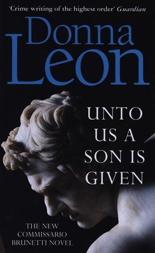 Unto Us a Son Is Given - Donna Leon   Replicamaglie.com