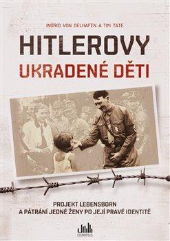 Obálka titulu Hitlerovy ukradené děti