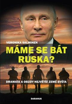 Obálka titulu Máme se bát Ruska?