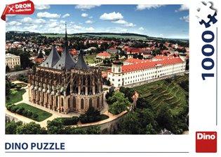 Kutná Hora - 1000 dílků, 66 x 47 cm:dron collection - - | Replicamaglie.com