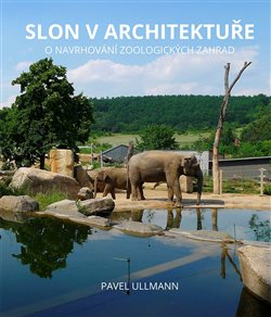 Obálka titulu Slon v architektuře