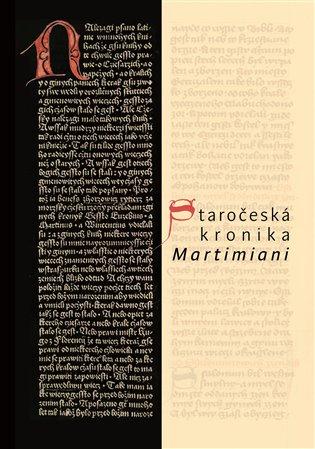 Staročeská kronika Martimiani - Vlastimil Brom (ed.),   Booksquad.ink