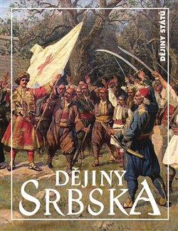 Obálka titulu Dějiny Srbska