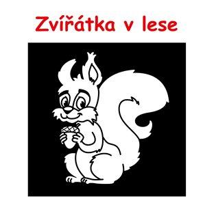 Zvířátka v lese - Jana Balonová, | Booksquad.ink