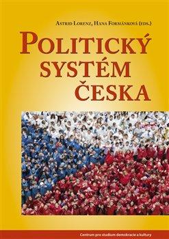 Obálka titulu Politický systém Česka