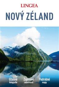 Nový Zéland velký průvodce