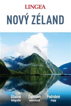 Obálka titulu Nový Zéland velký průvodce
