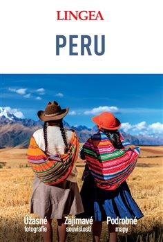 Obálka titulu Peru velký průvodce
