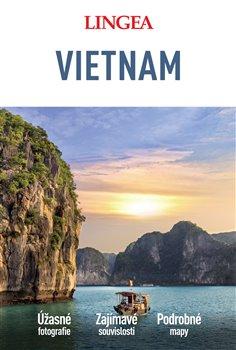Obálka titulu Vietnam velký průvodce