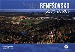 Obálka titulu Benešovsko z nebe /Benešov Region From Heaven
