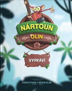 Obálka titulu Nártoun Olin vypráví