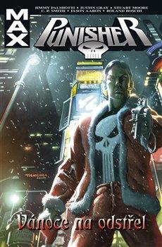 Obálka titulu Punisher: Vánoce na odstřel