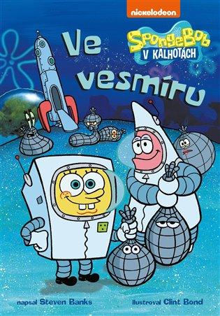 SpongeBob ve vesmíru - Steven Banks | Replicamaglie.com