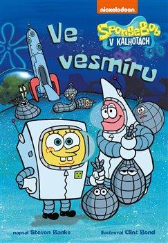 Obálka titulu SpongeBob ve vesmíru