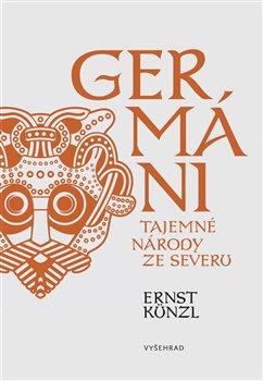 Obálka titulu Germáni