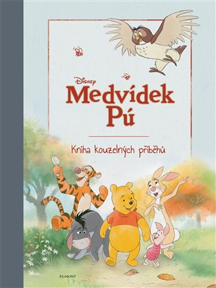 Medvídek Pú - Kniha kouzelných příběhů - - | Booksquad.ink