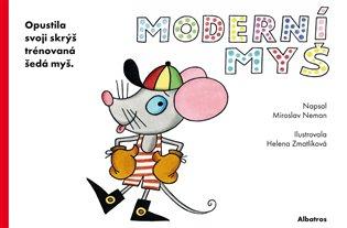 Moderní myš - Miroslav Neman, | Booksquad.ink